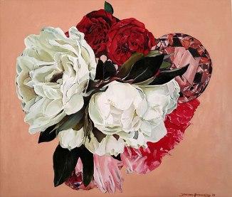 Agate, 2015 / 61cm x 71cm / oil on canvas