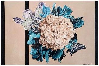 Azul, 2015 / 71cm x107cm / oil on canvas