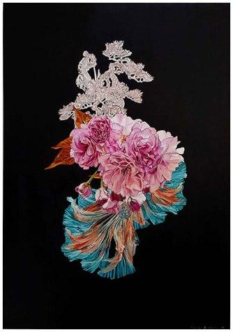 China Tree, 2015 / 76cm x 102cm / oil on canvas