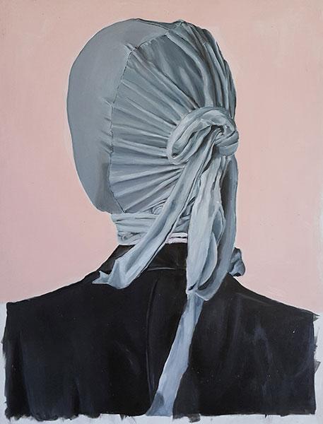 Orpheus, 2009 / 40 cm x 53 cm / acrylic on canvas